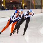IUT & NSK ploegenachtervolging Tilburg